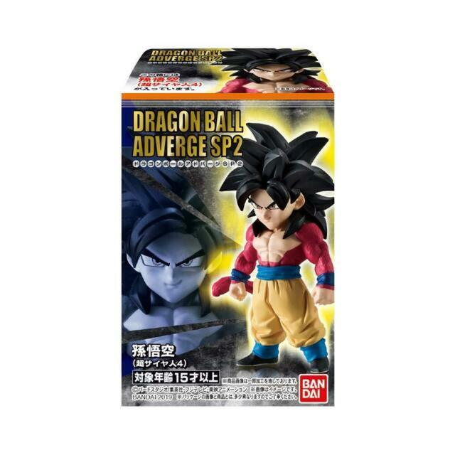 BANDAI DRAGON BALL Z ADVERGE SP Vol.2 BOX SET 10Pcs Set