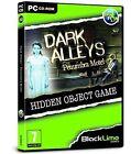 Hidden Object PC Game Dark Alleys - Penumbra Motel