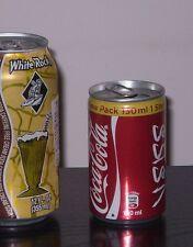 Small 150ml Promo Palestine Coca Cola coke miniature can FULL or EMPTY