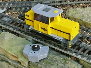Playmobil-No-10-RC-Lok-5258-403-wie-neu-LGB-PIKO-mach-ein-Angebot