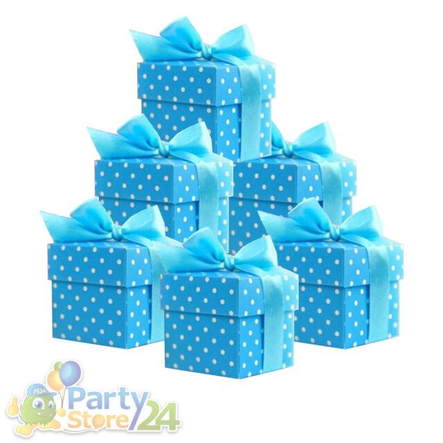Deko Box 10/20/50 St. Babyparty Baby Shower Taufe Geburt Geschenk Gastgeschenk