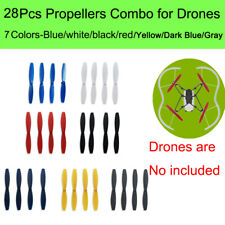7 Sets Propeller Props CW / CCW Blades Accessories For Parrot Drone Mambo Swing