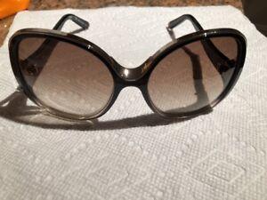a71746424e8 Chloe Women s CE 714S 714 S 002 Gradient Black Silver Fashion ...