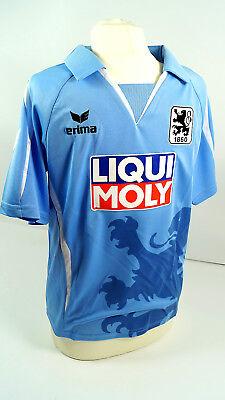* Nuovo * Maglia 1860 Monaco Erima Originale Shirt Calcio Soccer Tg. 152 S New- Merci Di Alta Qualità