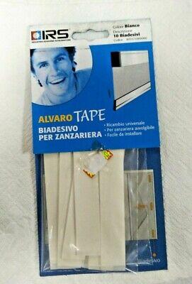 Nastro Aggrappa Rete per Zanzariera 650 cm Trasparente ricambio IRS Ecco tape