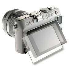 2 Pack Screen Protectors Cover Guard Film For Olympus Pen E-PL3 Lite