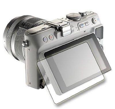 Confezione da 2 proteggi schermo Protezione Cover Protezione Pellicola Per Nikon D7100
