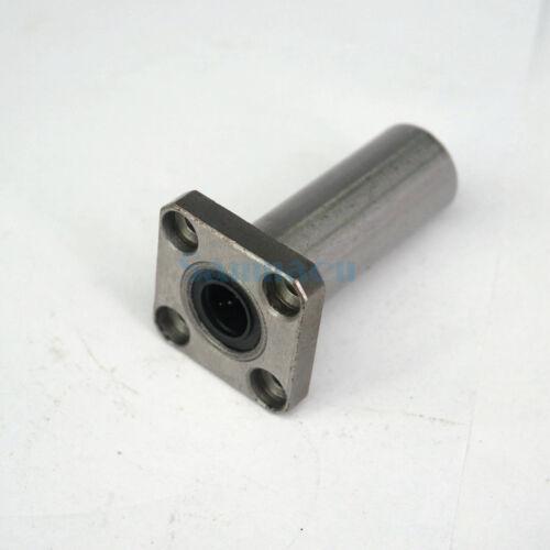 LMK6LUU-LMK60LUU Long Square Flange Linear Bearing Ball Bushing Motion CNC ABEC1