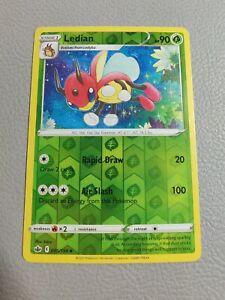Ledian Reverse Holo | MINT | SWSH Chilling Reign 005/198 | Pokemon