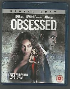 OBSESSED-Beyonce-Knowles-UK-BLU-RAY-new-condition