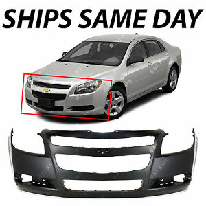 new primered front bumper fascia for 2008 2012 chevy. Black Bedroom Furniture Sets. Home Design Ideas