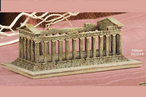 Souvenir-Italia-Sicilia-Agrigento-Valle-dei-Templi-in-resina-cm-20x13x8-by-Paben