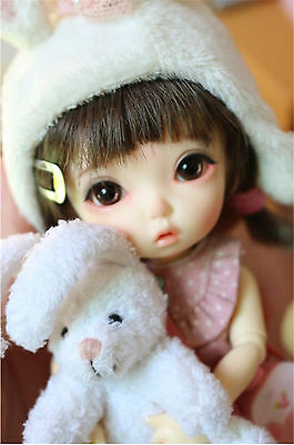 1//8 BJD Doll SD Special ver Lea FREE FACE MAKE UP+EYES/_tan color resin