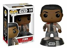 Star Wars Finn Vinyl Bobblehead Figure 59 Disney Force Awakens by Funko Pop