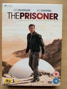 De-la-Preso-DVD-Caja-Set-2009-Version-Culto-Serie-TV-con-Jim-Caviezel-3-Discos
