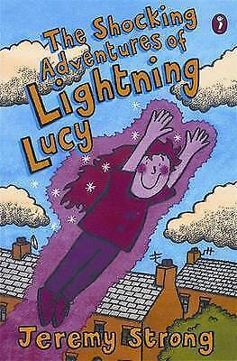 """Good, The Shocking Adventures of Lightning Lucy: """"Lightning Lucy"""", """"Lightning Lu"""