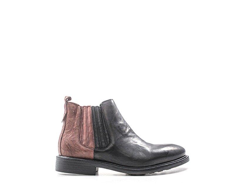 promozioni di squadra Scarpe Scarpe Scarpe mezzetinte Donna Nero Pelle Naturale 36722 Terry-BN  vendite online