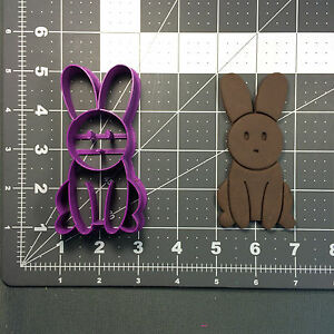 Chocolate Bunny 100 Cookie Cutter