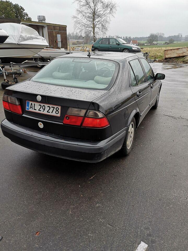 Saab 9-5, 2,0 T 150, Benzin