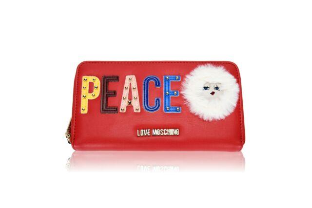 LOVE MOSCHINO JC5589PP06KJ0500 Portafoglio Donna Women's Wallet W0.MP14