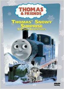 Thomas & Friends: Thomas' Snowy Surprise & Other Adventures - DVD - VERY GOOD