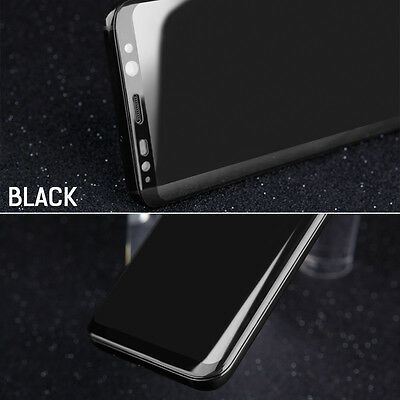 Galaxy Note 8 S8 Plus MAXSHIELD 3D Tempered Glass Full Coverage Screen Protector