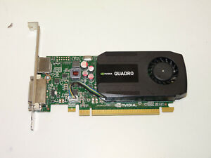 Nvidia-Quadro-kepler-K600-de-1gb-GDDR-3-Tarjeta-Grafica-certificado-por-AutoCad-0V5WK5-de-Dell