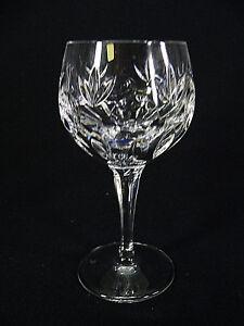 6 Nachtmann Bleikristall Weingläser BAMBERG 16 cm