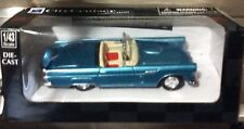 1956 Ford Thunderbird Convertible City Cruiser NewRay 1:43 FREE SHIPPING