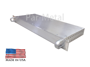 1U All Aluminum Par Metal Rackmount Chassis Enclosure 12-19072N