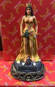 6-Inch-Statue-Orisha-Oshun-Yoruba-Santeria-Lucumi-Ochun-Seven-African-Powers