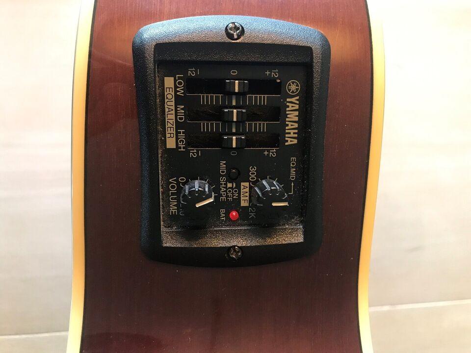Halvakustisk, Yamaha Compass Series CPX-5 VS