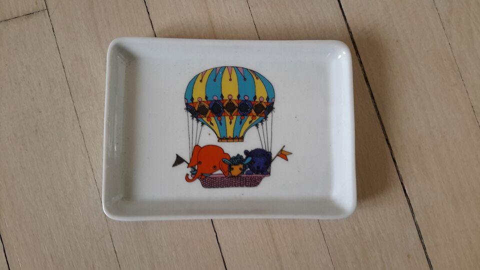 Sæbeskål, Porcelæn sæbeskål,Reutter