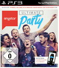 SingStar: Ultimate Party (Sony PlayStation 3, 2014, DVD-Box)