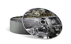 Huge-WWII-Film-Library-20-DVDs-War-and-Bombing-Collection-Movies-Collection