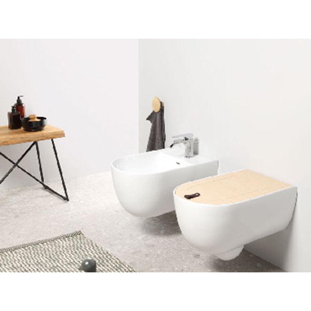 Bidet Bagno Sospeso design The One in ceramica - Disponibili vari Couleuri