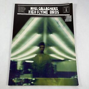 Noel Gallagher's High Flying Birds Guitar Tab Sheet Music Paperback Book 2011