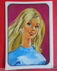figurines prentjes cromos stickers picture cards figurine barbie 1 panini 1983 v