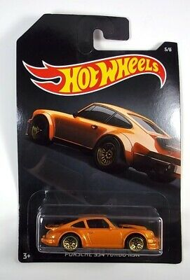 hot wheels exotics orange porsche 934 turbo rsr 5 6 new 887961748628 ebay. Black Bedroom Furniture Sets. Home Design Ideas