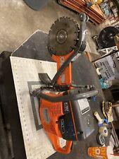 Husqvarna K760 Cut N Break Concrete Cut Off Saw Dual Diamond Pp103