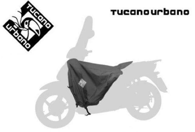 TERMOSCUD Tucano-Urbano Couvre-jambes Modèle R036-X r-036-X