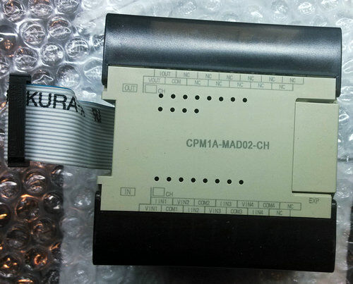 1pc CPM1A-MAD02-CH Omron CPM1A series PLC Module