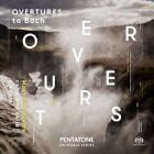 Overtures to Bach Super Audio Hybrid CD (CD, Aug-2016, Pentatone)