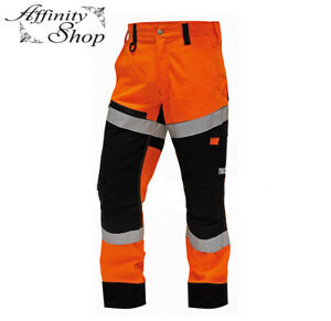 Men's Enhanced Visibility Industrial Cargo Pant