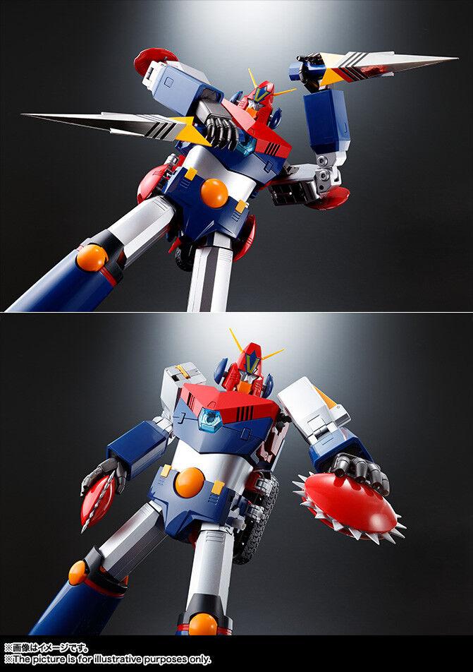DX-03 Combattler V Soul Bandai Of Chogokin Die Cast Robot Bandai Soul Tamashii 192b3c