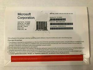 MICROSOFT-WIN-PRO-10-ENGLISH-64BIT-1PK-DSP-OEI-DVD-SEALED-FAST-FREE-SHIPPING