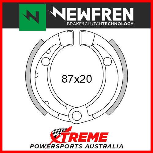 Newfren Front Brake Shoe Moto Roma Blazer 50 Quad 1999-2004 GF1259