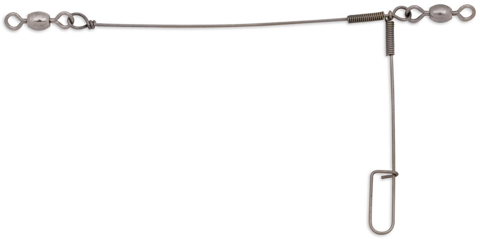 Sea Striker HD Spreader Bar 36In Braced w//400# Mono 2//0 Stainless Hook SB36B