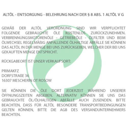 FEBI 30849 Getriebeölfiltersatz mit Dichtung BMW 3er 5er X3 E46 E39 E83