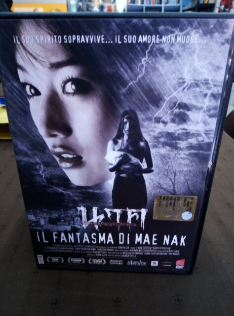IL FANTASMA DI MAE NAK - Duffield DVD